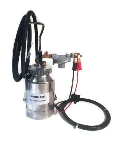Evap/Vacuum Smoke Machine...