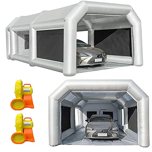Spray Booth Inflatable...