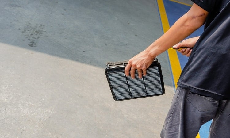 How Often To Change Engine Air Filter