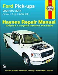 Haynes Auto Repair Manual