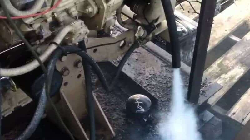 What is Engine Blow by