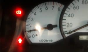 Brake Light on Dash