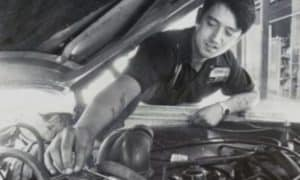 Tom Ogle engine work