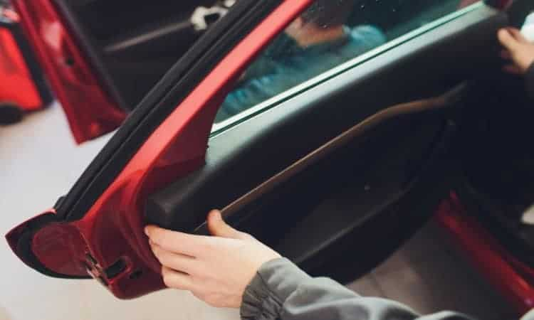 car door trim removal tool
