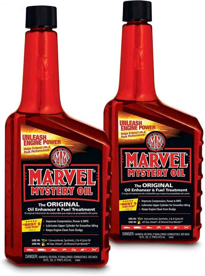 Marvel Mystery Oil Review