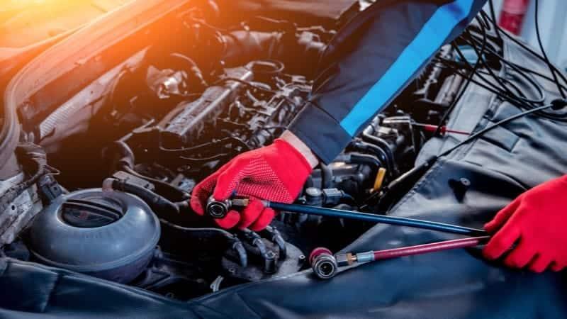 how to check ac compressor clutch