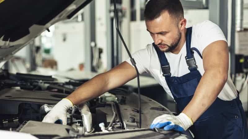 how to fix engine knocking