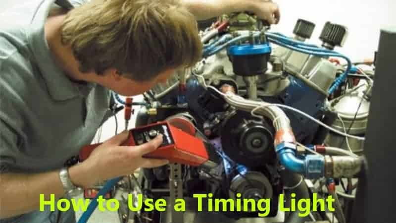 How to Use a Timing Light
