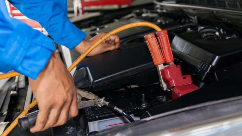 jump starter for diesel semi trucks