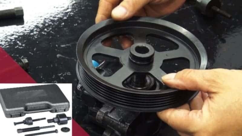 power steering pulley puller oreillys