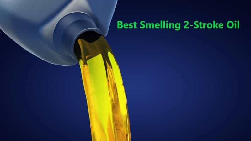 best 2 stroke oil