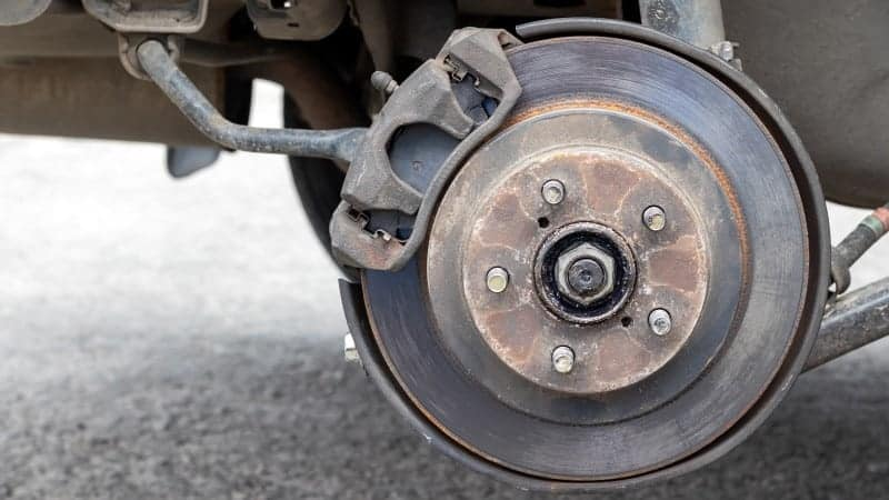 how to fix locked up brakes