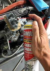 throttle body cleaner vs carb cleaner