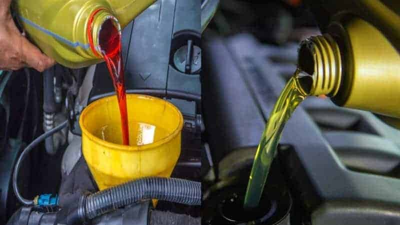 transmission oil vs engine oil