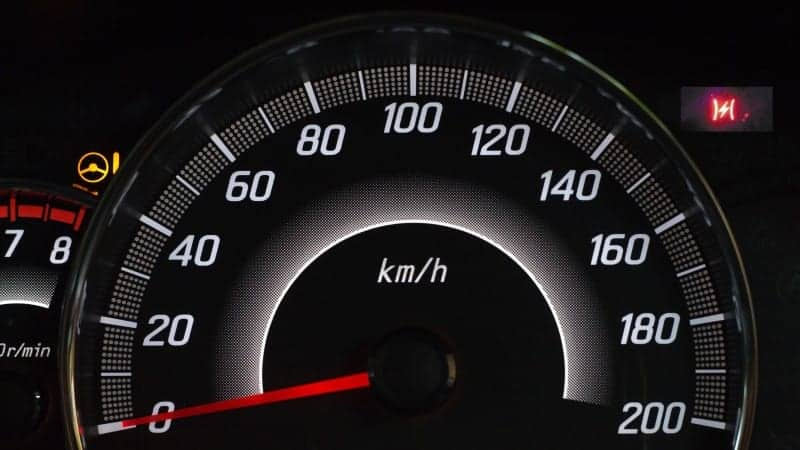 how to reset the electronic throttle control light