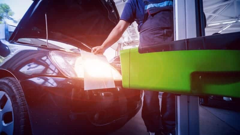 how to adjust led headlights