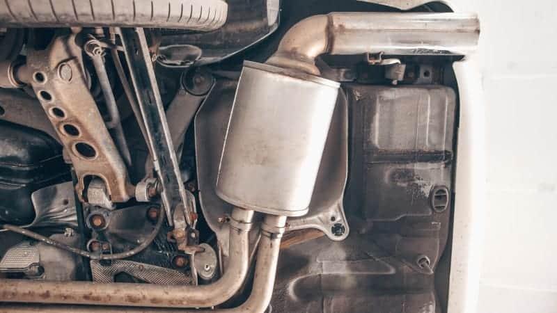 exhaust leak symptoms