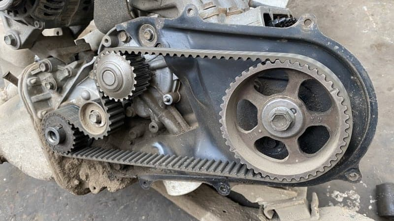 how to know when to replace timing belt