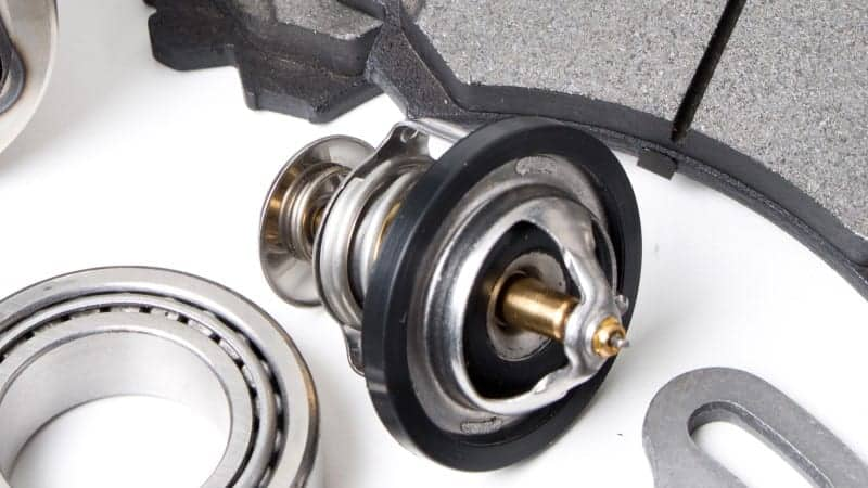 what causes a thermostat to fail