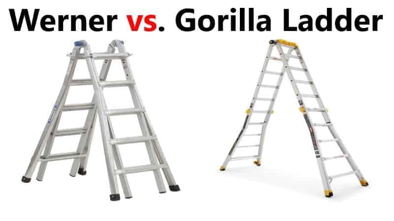 gorilla ladder vs little giant reddit