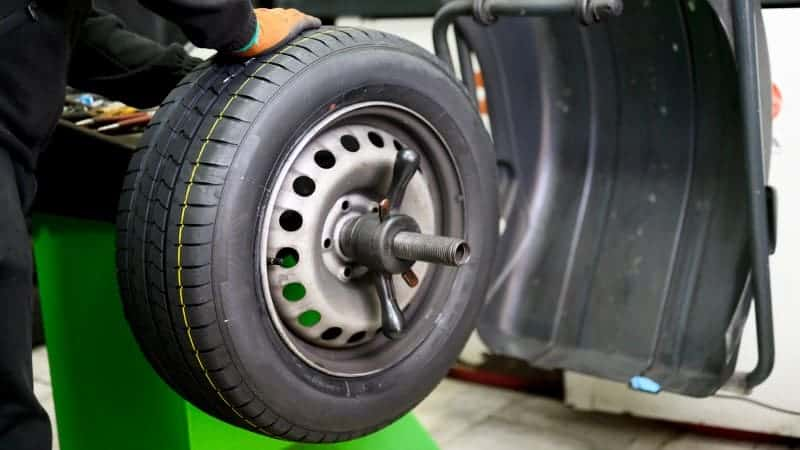 how to fix unbalanced tires