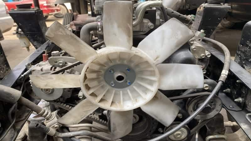 what happens if your radiator fan stops working