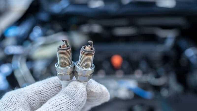 what happens if spark plug is used in diesel engine