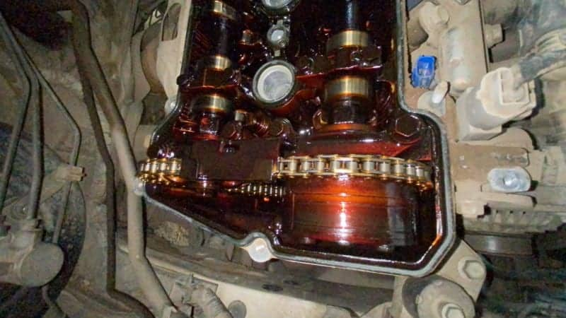 how to clean heavy sludge out of engine