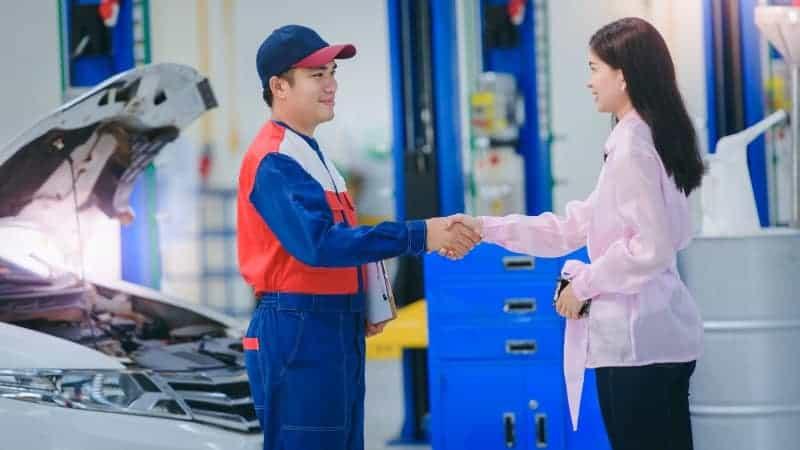 motor vehicle service notification record id