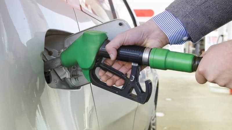 my gas tank wont fill up