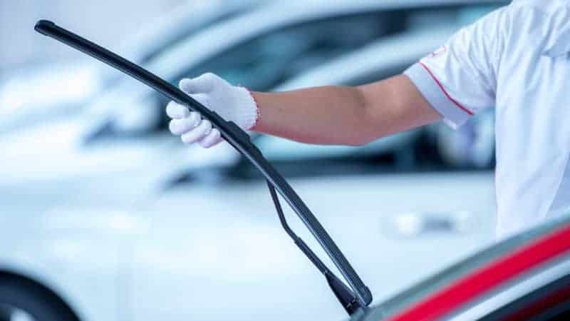 how to fit wiper blades