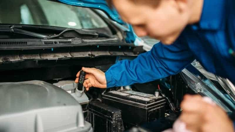 how to test brake fluid