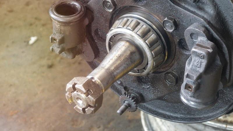inner bearing race removal tool