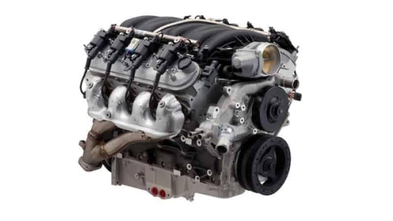 LS7 Engine