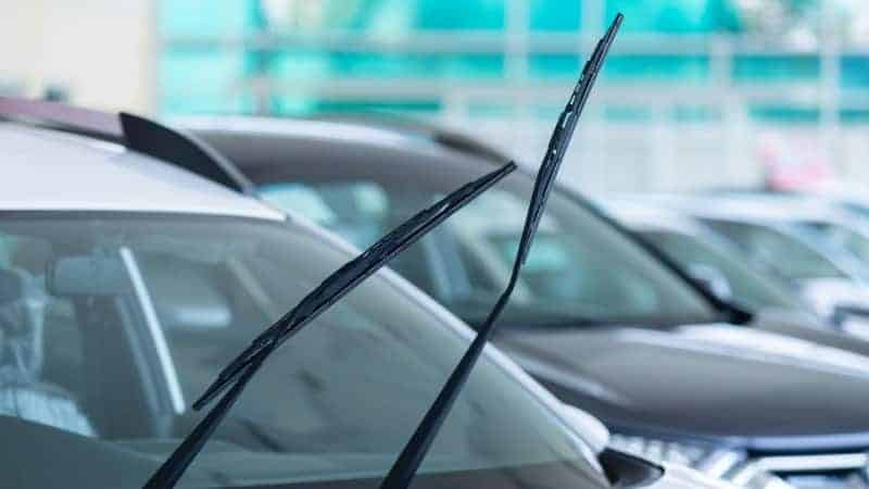 how to fix windshield wiper rubber