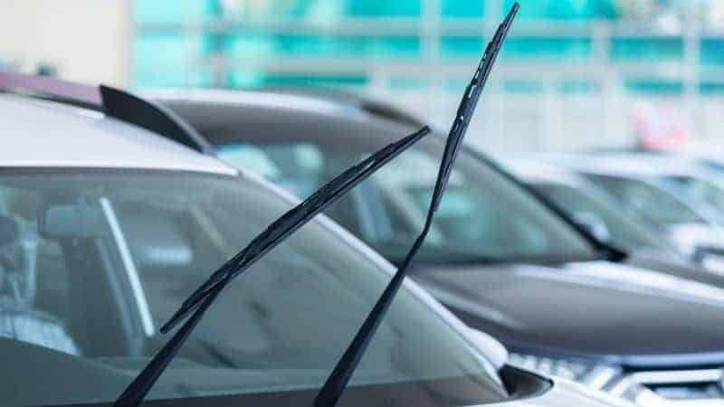 windshield wipers stop in random positions