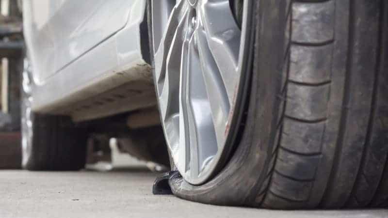 bad tire symptoms noise