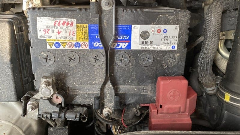 how to fix a car battery that doesnt hold charge