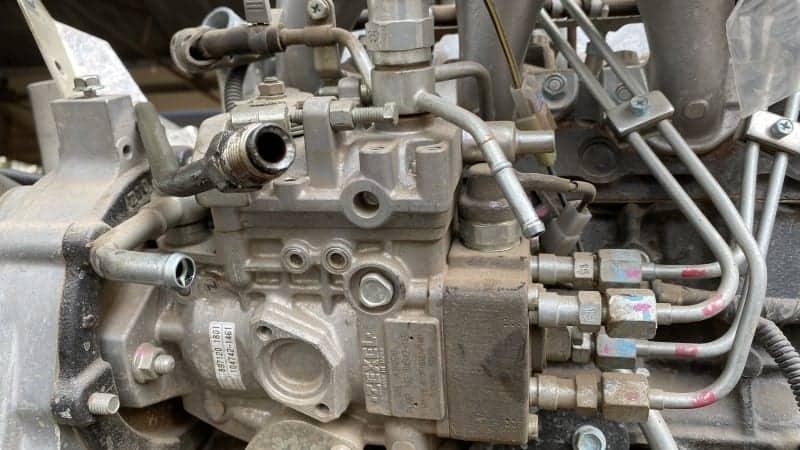 diesel injector pump troubleshooting