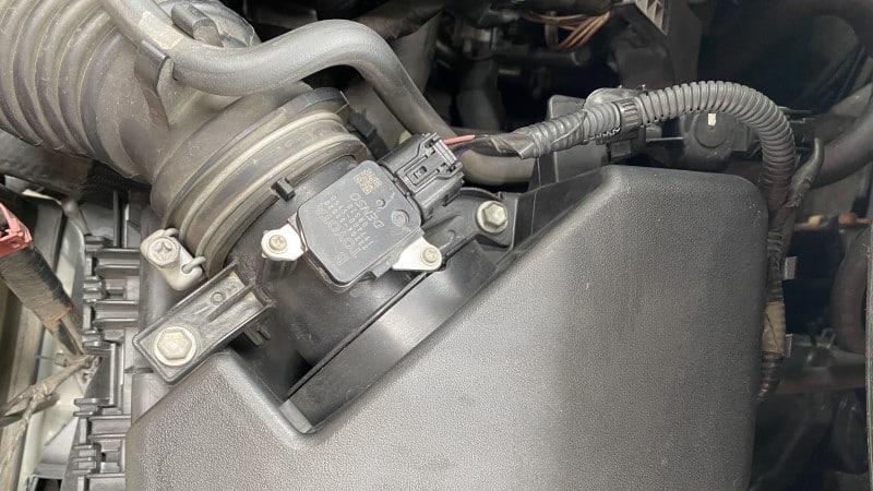 mass air flow sensor problems