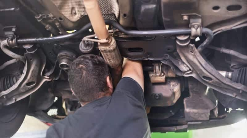 how to check if your catalytic converter is bad