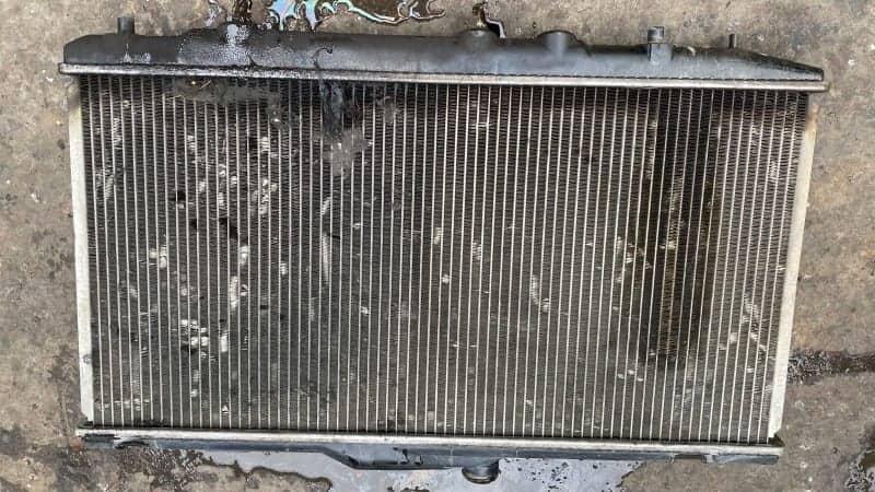 symptoms of bad radiator