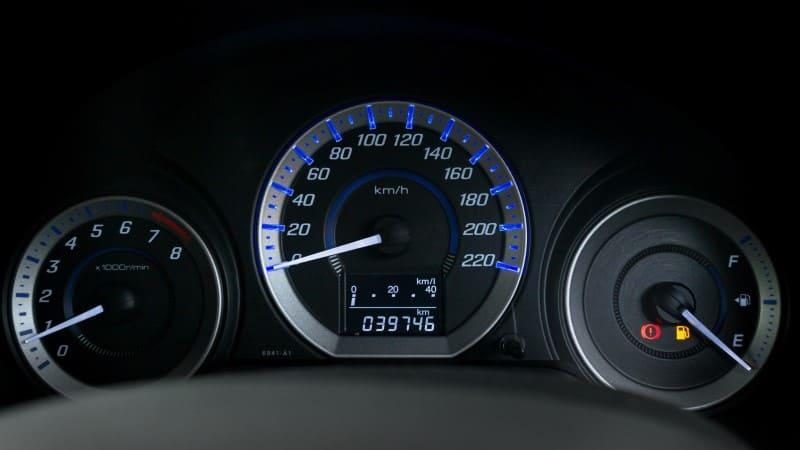 reset fuel gauge toyota