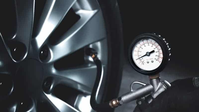 Nitrogen vs. Air in Tire