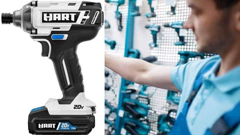 Who Makes Hart Tools