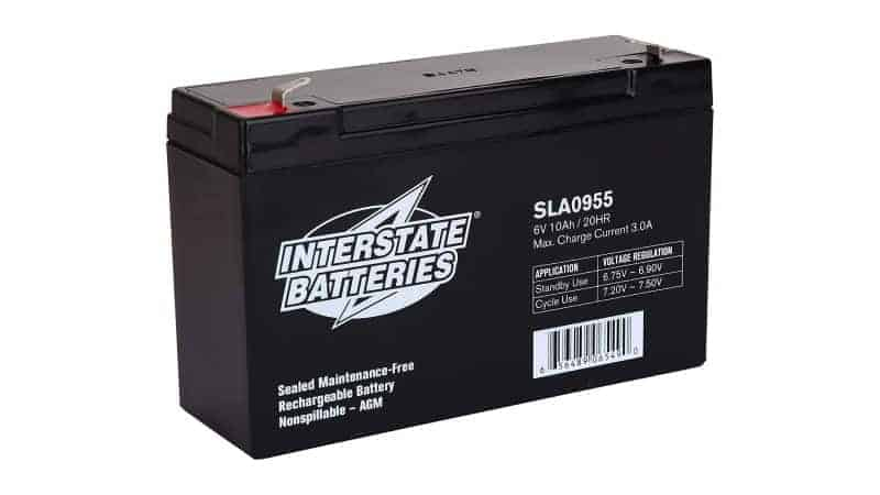 who owns interstate batteries
