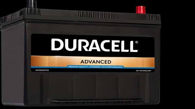 who sells duracell car batteries