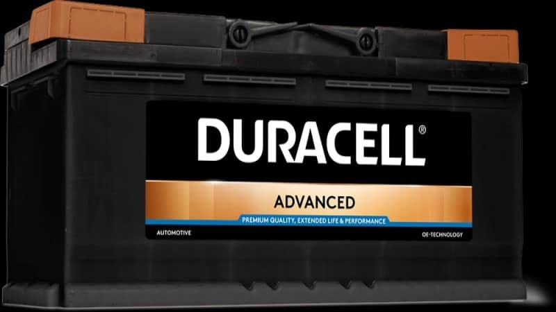 Who Makes Duracell Car Batteries