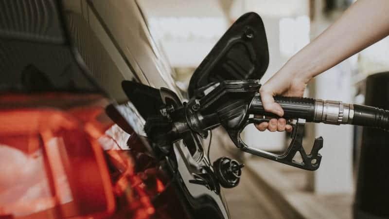 gas in a diesel engine fix