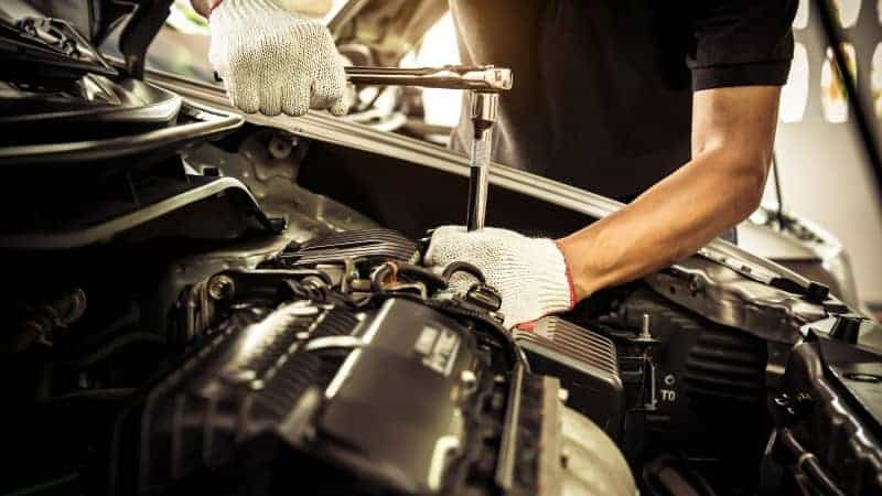 how to set ignition timing without timing marks